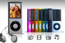Mp4 SpeIers 16gb  Muziek Video's Radio Baby Zilver NEW!