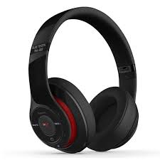 Beat by Baasisgek.com Bluetooth Op Oor Headphones Zwart NEW!!