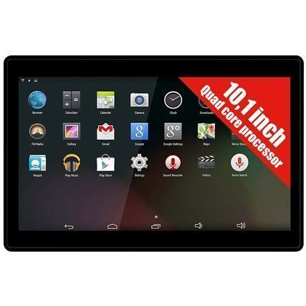 Showmodelverkoop!! Denver Android Tablet Taq 10123 ZONDER CAMERA!