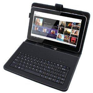 Denver Tac 10062 10,1 Inch Android Tablet met Camera met 2 in 1Keyboard NIEUW!
