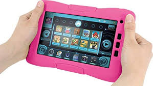 Roze Kinder Tablet.A Showmodellen Kurio 7 Inch Android Tablet Kinder Software Roze Ondersteund Geen Youtube