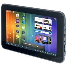SHOWMODELLENVERKOOP!! Android 7 Inch Tablet Tabby Zwart Met Camera+ Gratis Table Stand!