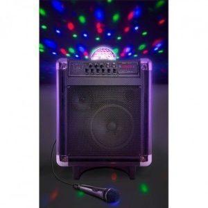 BAASISGEK.COM!! Alecto Mobiele Bluetooth Speaker USB RADIO !