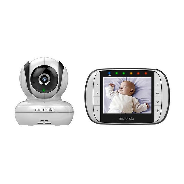 Motorola MBP 36S Beeld Babyfoon met Camera NIEUW!